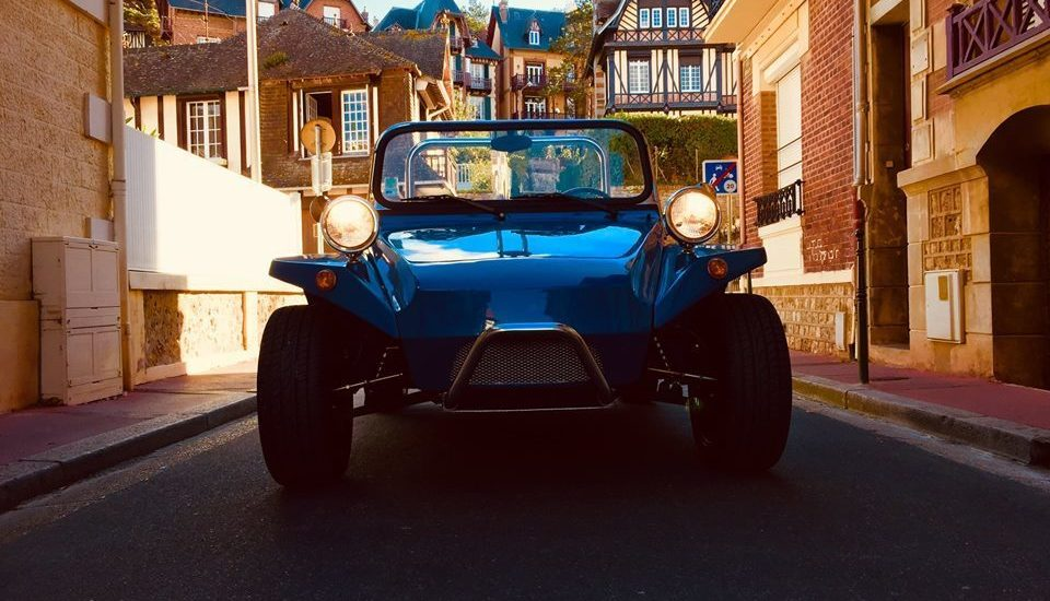 Balade buggy Deauville